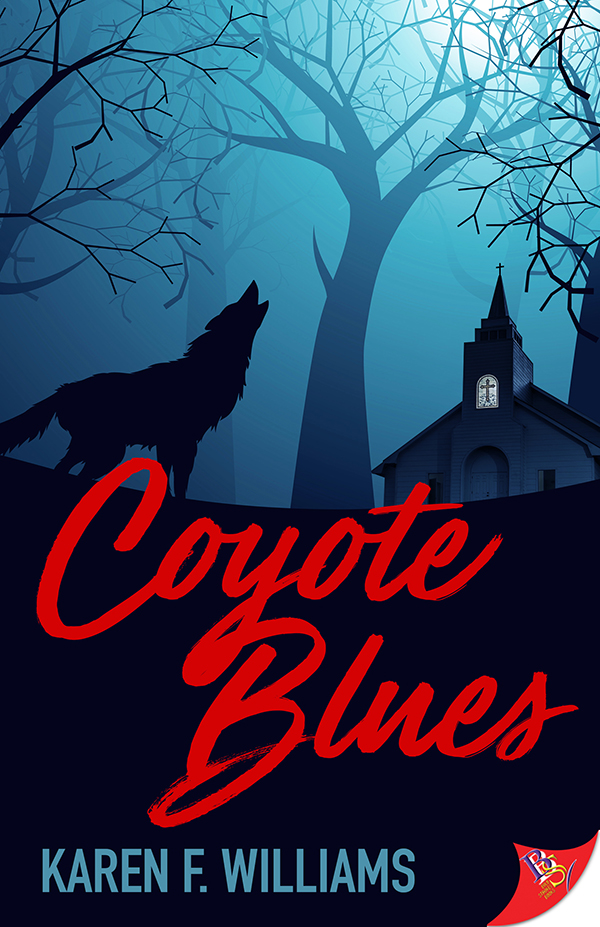 Coyote Blues cover 800px